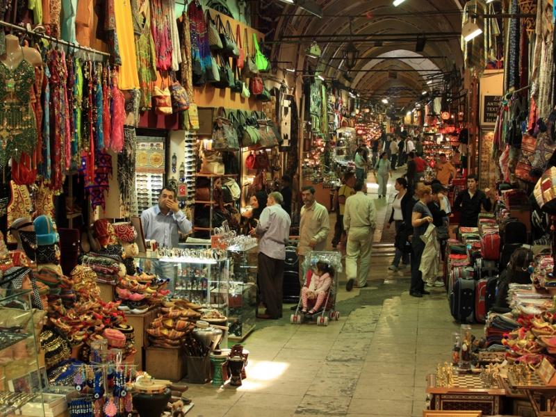Pianeta Gaia Viaggi Srl Blog Turchia Il Fascino Dei Mercati Di