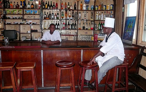 Bar a Pilgrim's Rest