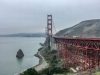 Il Golden Gate, tra Oceano e baia di San Francisco