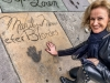 Le impronte di Marylin Monroe sulla Walk of Fame