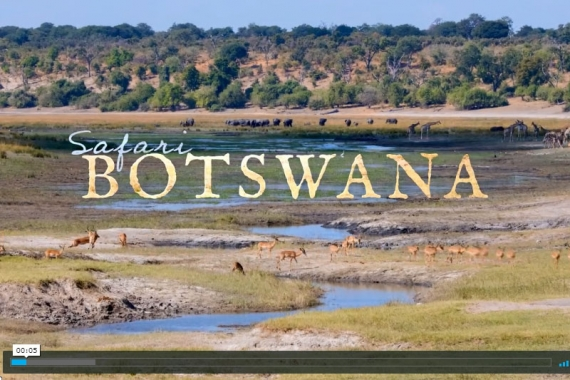 Botswana in time-lapse