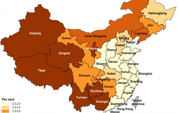 Cartina Climatica Cina.Pianeta Gaia Viaggi Srl Blog Mondi In Bilico La Cina Premessa