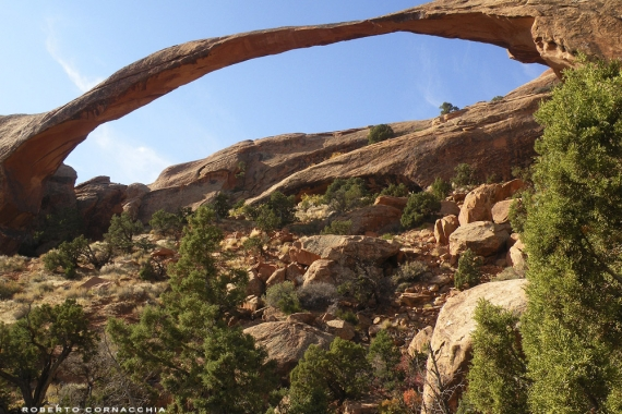 Parchi USA: Natural Arches National Park