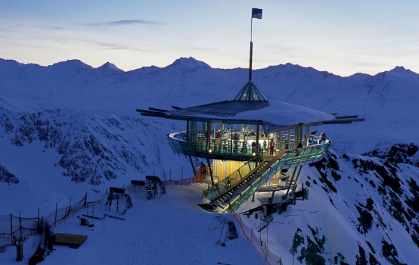 Top Mountain Star Bar - Austria