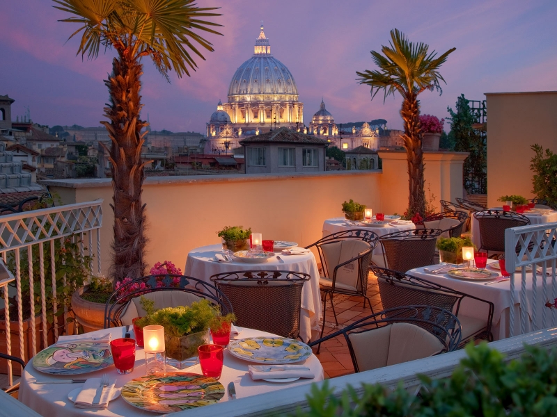 Pianeta Gaia Viaggi - Blog - Le terrazze più affascinanti al mondo