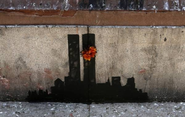 Graffiti di Bansky - New York