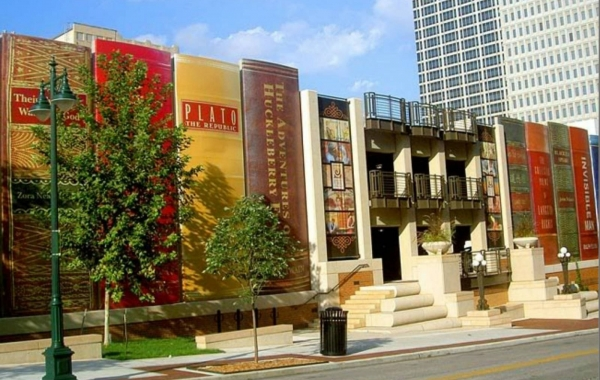 Kansas City Public Library – Missouri