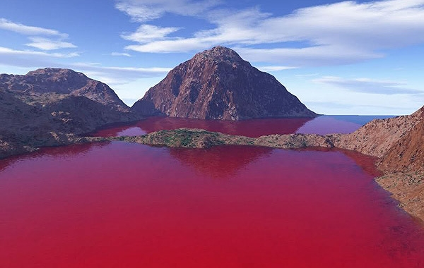 Blood Lake, Stati Uniti